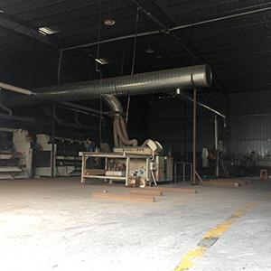 吸音板生产车间
