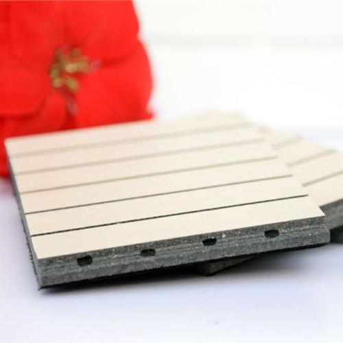 防火陶铝吸音板
