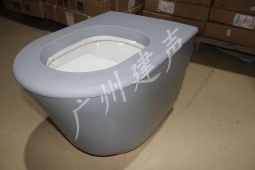 纪委留置室卫生间硅胶马桶